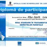 blue white certificate