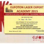 laser training certification